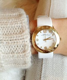 marc by marc jacobs watch....just bought it! So excited to wear it this weekend : )