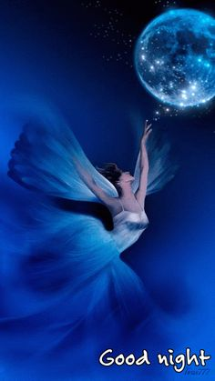 Moon + Fairy