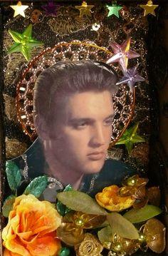Elvis golden green