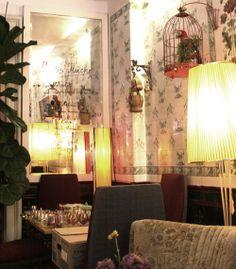INTERIOR Cafe Sorgenfrei Berlin