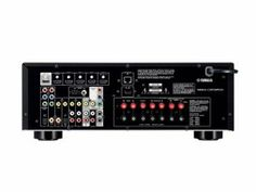 The input sensitivity plus the impedance, meets or exceeds known industry standards. > http://computer-s.com/av-receivers/yamaha-rx-v575-av-receiver-review/ http://computer-s.com/av-receivers/yamaha-rx-v575-av-receiver-review/