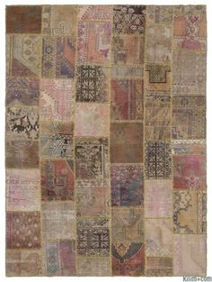 Vintage Patchwork Rugs | Kilim Rugs, Overdyed Vintage Rugs, Hand-made Turkish Rugs, Patchwork Carpets by Kilim.com