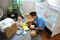 A Day In The Life of a Stay-at-home-Dad #BabyCenterBlog