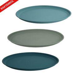 Rita A szervírozó tál több színben 55 x 3 cm - Tukkii Design Garden Pots, Design, Garden Planters
