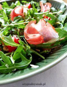 Prosciutto, Caprese Salad, Food, Diet, Essen, Meals, Yemek, Insalata Caprese, Eten