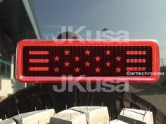 Jeep wrangler USA patriotic decals by arttechmilano on Etsy
