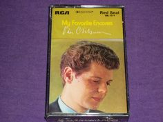 Van Cliburn - My Favorite Encores - Factory Sealed Cassette Tape - RCA RK-1171