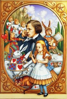 Alice in Wonderland/Through the Looking Glass - Lewis Carroll