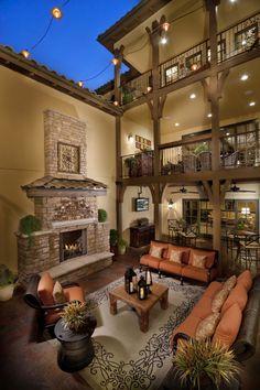 Interior-Courtyard-Garden-Ideas-50-1-Kindesign arhitectura si design