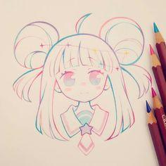 Pin by chizoma ikengs on your insparation shop anime art, drawings, art dra Manga Drawing, Manga Art, Anime Art, Arte Do Kawaii, Kawaii Art, Kawaii Chibi, Anime Chibi, Manga Anime, Pretty Art