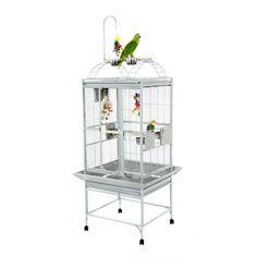 A and E Cage Co. Medium Playtop Bird Cage 8002422