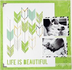 Life is Beautiful - Two Peas in a Bucket