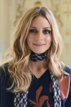 Olivia Palermo Hair, Olivia Palermo Style, Hair Inspo, Hair Inspiration, Hair Highlights And Lowlights, How To Make Hair, Pretty Hairstyles, Your Hair, Blonde Hair
