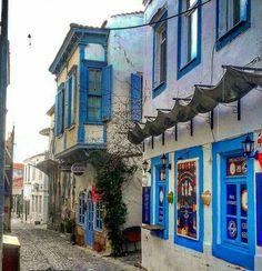 Alaçatı  Çeşme İzmir