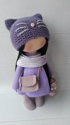Куклы ручной работы от Ирины Строминовой
