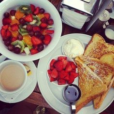 dream breakfast <3
