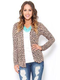#Cheetah Open Wrap