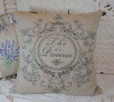 The' De Provence Cottage Chic 18 Inch French by jannykathleen, $40.00
