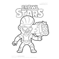 Brawl Stars Archives - Color for fun