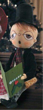 Christmas Decorations Caroler Figure -- For more information, visit image affiliate link Amazon.com