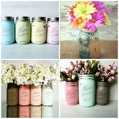 Wonderful Find This Pin And More On Mason Jar Ideas.