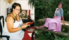 Raw Food Transformations   Before and After   Beautiful on Raw