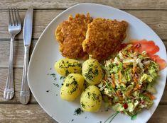 Filet z kurczaka w cieście serowym - Blog z apetytem Eggs, Chicken, Cooking, Breakfast, Blog, Mango, Diet, Meat, Kitchen