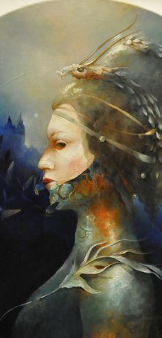 Anne Bachelier Alice in Wonderland | Anne Bachelier