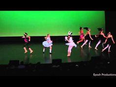 Cal Elite Kids Recital - 3:00 Alice in Wonderland (Senior Musical Theater)