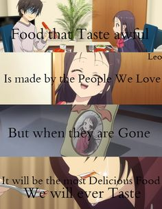 Anime:Charlotte, yes even if you can't eat it for one day, and then you regret it soo much :'(