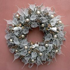 1 million+ Stunning Free Images to Use Anywhere Christmas Wreaths, Christmas Crafts, Christmas Decorations, Xmas, Christmas Ornaments, Holiday Decor, Wreaths For Front Door, Door Wreaths, Free To Use Images