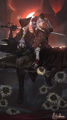 BloodBorne,Dark Souls,фэндомы,The Old Hunters,lady maria of the astral clocktower,BB персонажи,Plain Doll,Кукла,baka (mh6516620),BB art