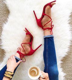 •°• Navy & Red •°•