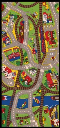 What is Thomas the train bedroom rug kids carpet play mat nursery furniture learning carpets good for? Train Bedroom, Playroom Rug, Playroom Ideas, Cost Of Carpet, Dollhouse Toys, Ride On Toys, Thomas The Train, Nursery Furniture, Carpet Runner