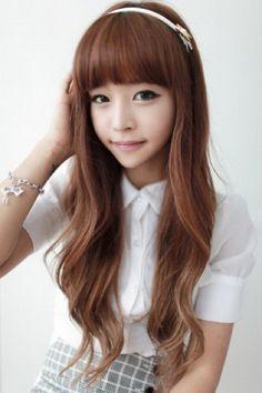 Cortes de cabello coreanos para mujeres