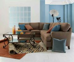Park Avenue L Shaped Sectional