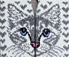 Valokuva Owl Knitting Pattern, Knitted Mittens Pattern, Knitting Charts, Knit Mittens, Knitted Gloves, Free Knitting, Crochet Patterns, Fair Isle Chart, Wool Art