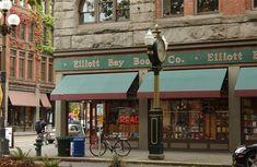 Elliott Bay Book, Seattle