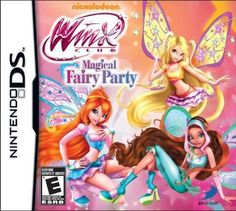 Winx Club: Magical Fairy Party - Nintendo DS