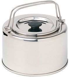 MSR Alpine Teapot - Check this out at... http://backpackingandcampingessentials.com/camping-kettles/msr-alpine-teapot/
