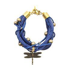 Bracelet    fb/BizuteriaLowyt Jewelry Collection, Crochet Necklace, Autumn, Jewellery, Bracelets, Handmade, Fashion, Moda, Fall