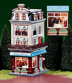 Chez Monet Christmas In The City