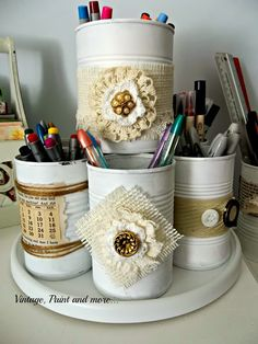 Tin Can Therapy - Vintage, Paint and more...