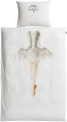 Ballerina Cotton Duvet Cover Set