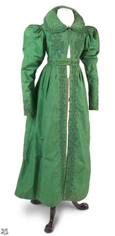 1820's pelisse, Springhill Costume Collection