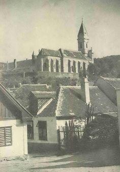 bánfalva az 1900 évek elején