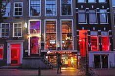 Black tiger bar, #Amsterdam