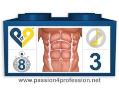 8 Min Abs Workout - Level 3 (no music) - YouTube