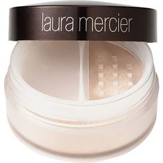 LAURA MERCIER Mineral powder SPF 15 (280 HRK) ❤ liked on Polyvore featuring beauty products, makeup, face makeup, face powder, mineral face powder, laura mercier and spf face powder