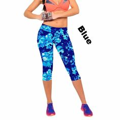 65b8b51883082 Leggings Summer Women High Waist Elastic Fitness Women Pants Printed  Stretch Leggings Calzas Mujer Leggins